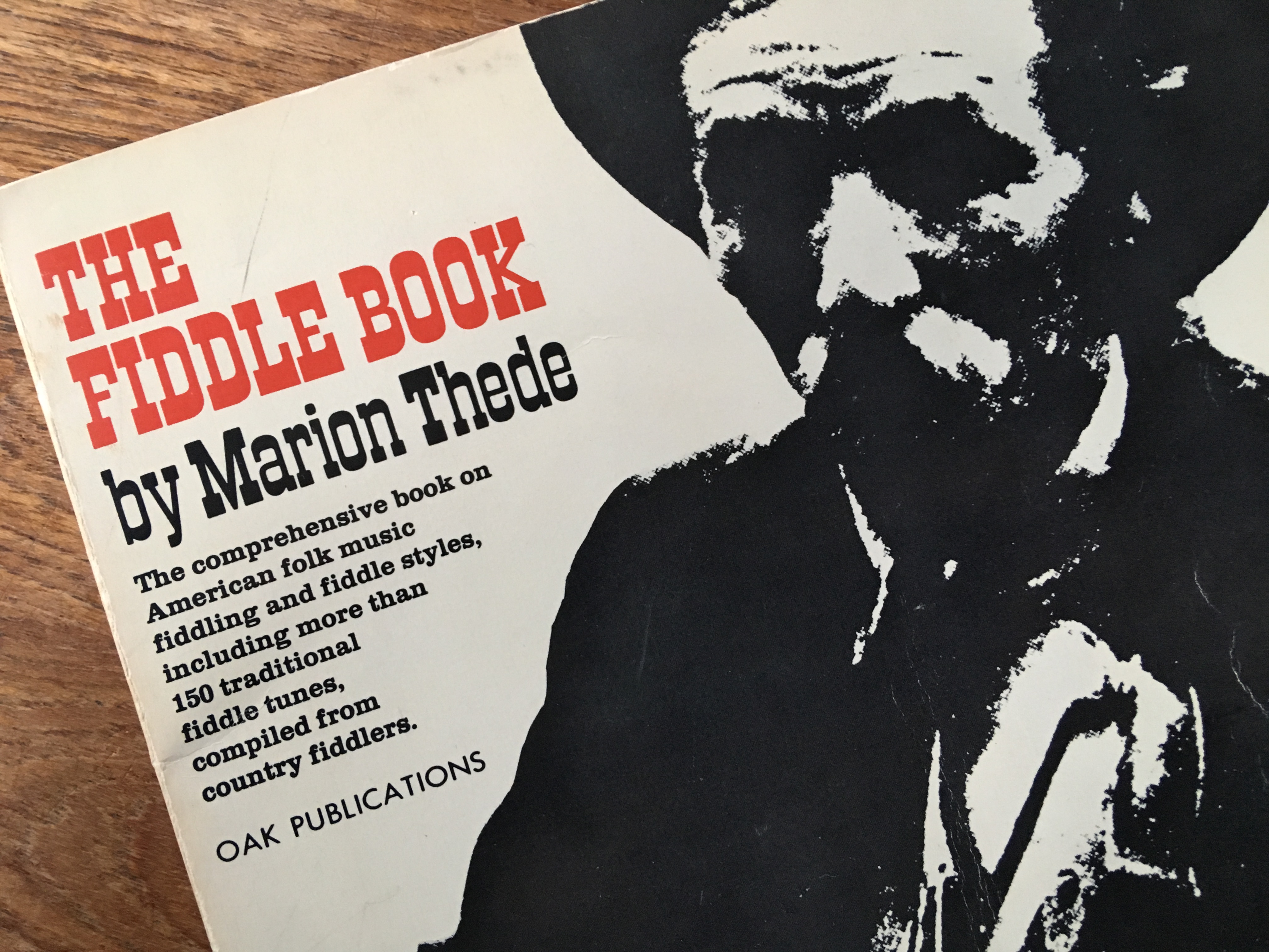 The Fiddle Book, Marion Thede (1967) - Oldtime Central