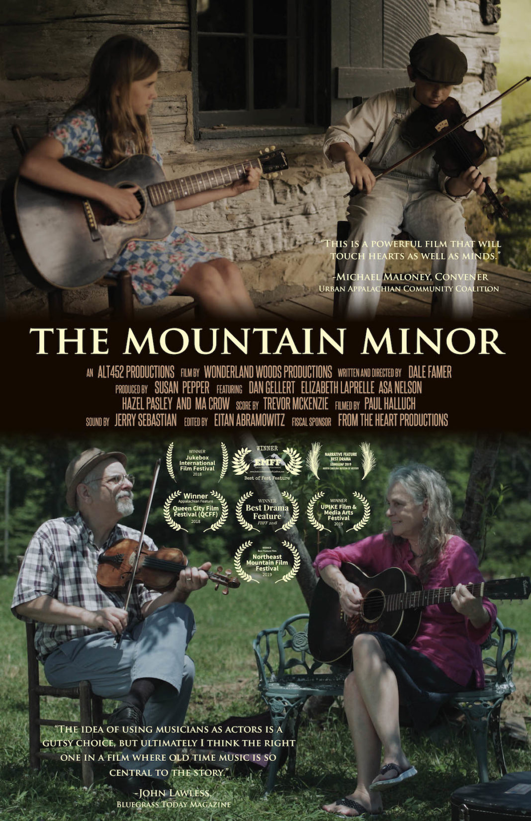 The Mountain Minor film poster
