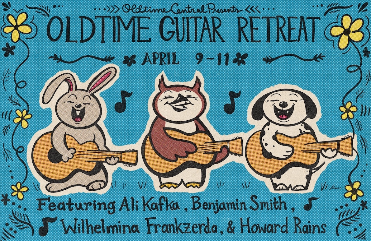 Oldtimer Guitar Retreat